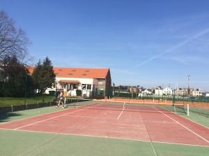 Quick extérieur Hac tennis sanvic le havre